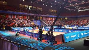 the 2018 world team table tennis championships kicked off in halmstad sweden on april