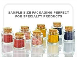 catch the attention of prospective customers with our petite scale glass bottles and jars they re the perfect size for packaging and sharing