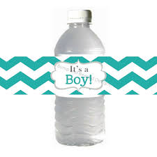 Baby Shower Water Bottle Labels Its A By Bumpandbeyonddesigns OnBaby Boy Shower Water Bottle Labels