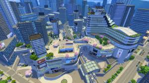 sims 2 backyard ideas. the fashion district inspired by modern day tokyo brings 2 apartments a penthouse and karaoke bar sims backyard ideas