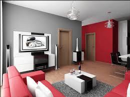 Zebra Living Room Decor Living Room Decor Color Ideas Interior Design Image Of Red Black
