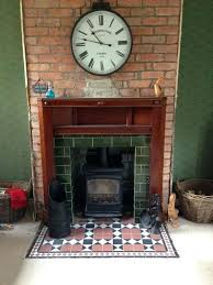 tiles for fireplace splendid fireplace tiles modest design re light your fire 7 stylish walls and tiles for fireplace