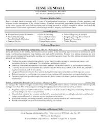 Sample Airline Pilot Resume Gallery of Aviation Resume Examples 49