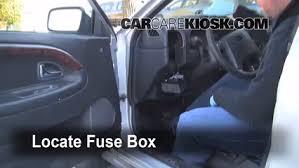 interior fuse box location 2000 2004 volvo v40 2000 volvo v40 1 9 locate interior fuse box and remove cover