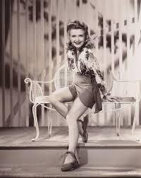 Priscilla Lane, 1942 – Bygonely