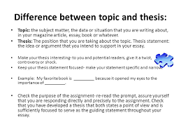 another part to an effective essay ppt video online 3 difference