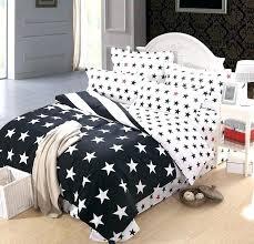 star nursery bedding star bedding sheets black and white stars duvet cover star nursery bedding sets
