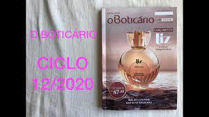São mais de 1.100 itens, entre maquiagem, perfumaria e cuidados pessoais. Revista Ciclo 12 2020 O Boticario Camila Fontes Youtube