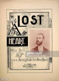 Sheet music cover image of the song 'Lost A Heart Waltz Song', with... News  Photo - Getty Images