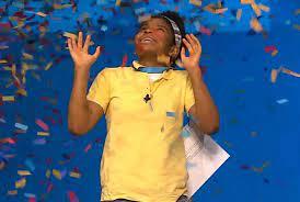 2021 National Spelling Bee Champ Zaila ...