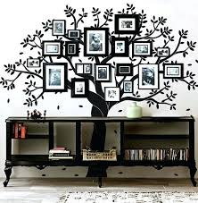 family frames for wall tree photo collage wall art family tree picture frame wall hanging