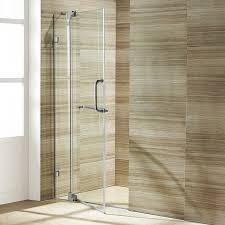 vg6042chcl42 pirouette 42 x 72 pivot frameless shower door