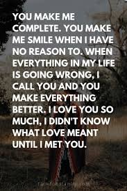 37 Cute And Sweet Love Quotes For Him With Images