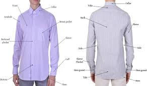 dress shirt size mens dress shirt measurement guide with size chart fashion2apparel