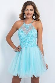 Short Light Blue Grad Dresses Light Blue Homecoming Dresses Beatific Bride