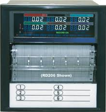 Electronic Chart Recorder Chart Recorders