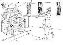 Kleurplaten Ot Jozef Voor Farao Kleurplatendatabase