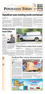 07 27 2016 by Powhatan Today issuu