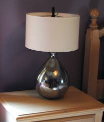full size of lamp mercury glass awesome diy with burlap shade l lamps fan light shades