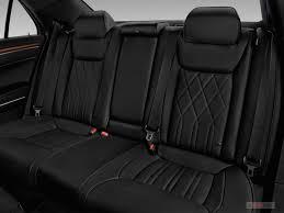 2016 chrysler 300 rear seat