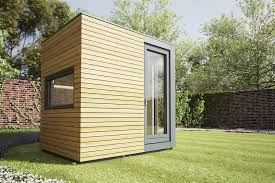 outdoor office pods. micro pod outdoor office pods