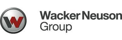 Bildergebnis für wacker neuson logo