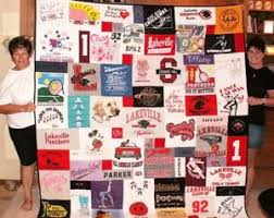 Finding a T-shirt Quilt Maker - Minnesota T-Shirt Quilts & What T-shirt Quilt Style Do You Make? Adamdwight.com