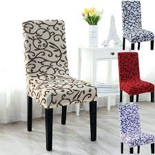 dining chair slipcovers short dining room