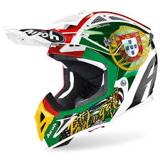 Airoh Mx Helmet Aviator 2 3 Sixdays 2020 Portugal