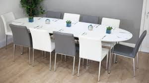 black dining room table seats 8 round dining room table 6 chairs