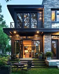 Decoration Exterior Interior And House Design Best Modern Home Magnificent Home Design Exterior Ideas