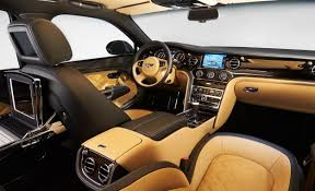 mulsanne interior. this is the best car interior money can buy mulsanne b