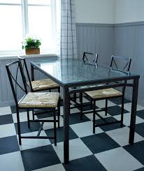 dining tables glass dining table ikea ikea fusion table rectangle glass top table with black