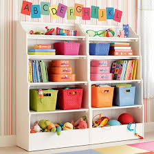 The Bankable Bookcase in particular is one of my favorite solutions for toy  storage. I love the bottom built-in storage compartments!