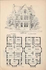 historic house plans. House Plan Historic Homes Plans