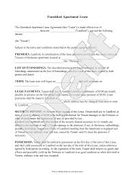 © 2004 the judicial title insurance agency llc. Free Furnished Apartment Lease Free To Print Save Download