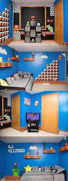 Peace Bedroom Decor 17 Best Ideas About Super Mario Room On Pinterest Mario Room