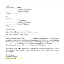 Previous Employment Verification Letter Amazing How To Write An Employment Verification Letter For Immigration In