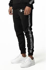 Pants Logos Black Tape Logo Track Pants Mens Apparel Pinterest Pants