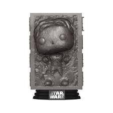 <b>Funko POP</b>! Star Wars: Star Wars- <b>Han</b> in Carbonite - Walmart.com ...