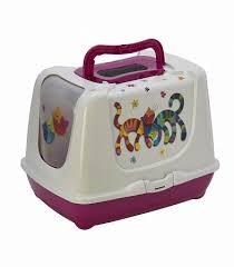 Купить <b>moderna туалет</b>-домик <b>trendy cat</b> с угольным фильтром и ...