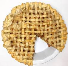 Outside Of The Breadbox Recipe Apple Pie With Lattice Crust