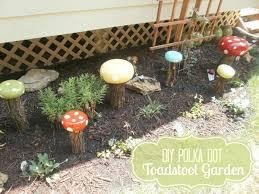 cheap garden decor. Craftaholics Anonymous Diy Garden Decor Whimsical Toadstools Yard Cheap