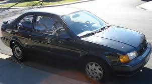 Toyota Tercel. price, modifications, pictures. MoiBibiki