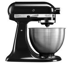 kitchenaid classic mixer. kitchenaid classic stand mixer - black kitchenaid i