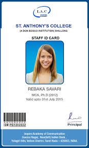 Identification Card Samples Id Card Designs Identity Card Design Id Card Template