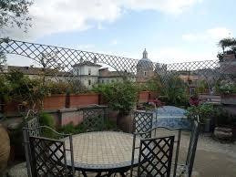Luxus Penthouse Im Herzen Von Rom Mit Zwei Tollen Terrassen Auf Den Kuppeln Centro Storico