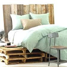 sea green bedding sea green bedding set sea foam green linen bedding sea green bed linen sea green bedding