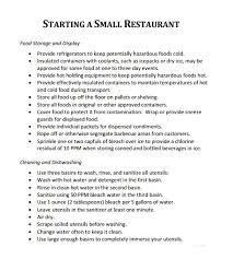how to make a business plan free how to make a business plan for a restaurant template 32 free