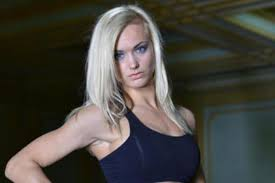 NFL Cheerleader Rachel Wray Finds a New Passion as a MMA Fighter ...